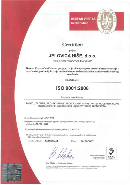 ISO9001 Quality Manual